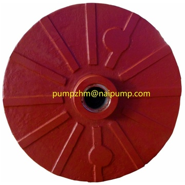 AH slurry pump high chrome impellers