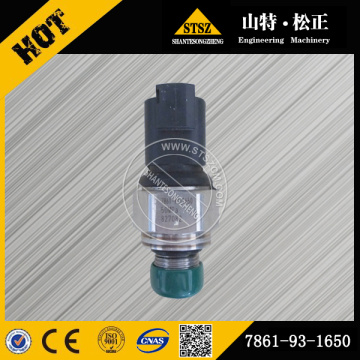 PC200-7 hydraulic oil sensor 7861-93-1650