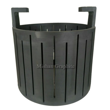 High Density Graphite Heating Elements Graphite Heaters