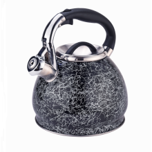 3L stainless steel whistling kettle