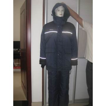 high quality and safety bib trousers and coat