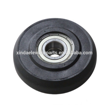 Step wheel 80x28.2 bearing 6203Z for escalator spare part