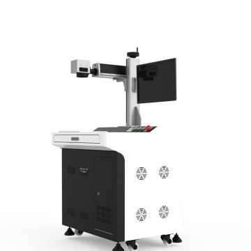 Factory price Desktop Fiber Laser Marking Machine for jewelry metal bearing watch ring