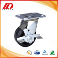 6 inch heavy duty caster with rubber wheels