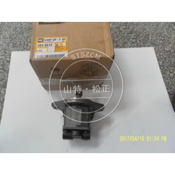 CAT PUMP GP-F 384-8612 CAT excavator parts