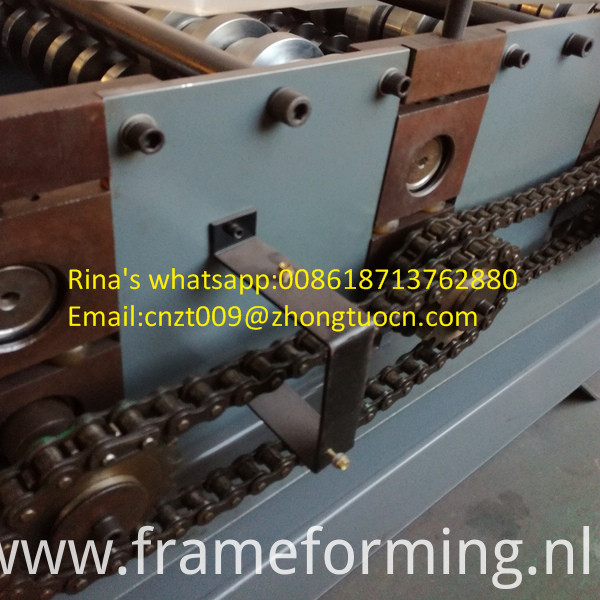 high quality roofing sheet roll forming machine 4