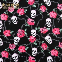 top 10 breathable 100% cotton cambric printed fabric