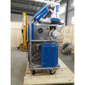 Hydraulic touch LCD polyurethane spray machine for sale