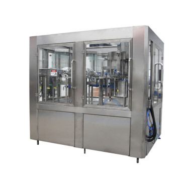 Plastic Bottle Carbonated Drinks Filling Machine