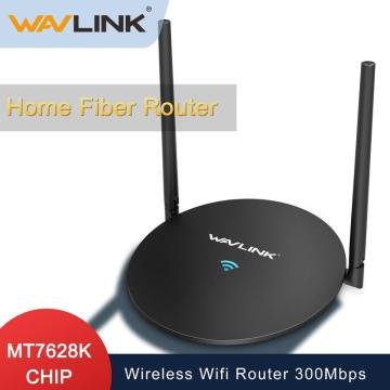 Original Wifi Router 300Mbps Wireless router WiFi repeater With 1WAN+3LAN Ports 2x5dBi Antennas Access point wifi Range extender