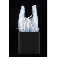 Transparent PE Plastic Shopping Bag
