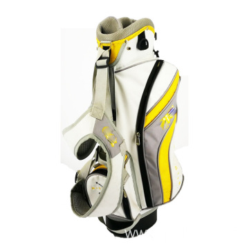 Golf bag children's bracket bag cue bag
