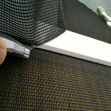 Fiberglass Window Screen Against Insects And Flies
