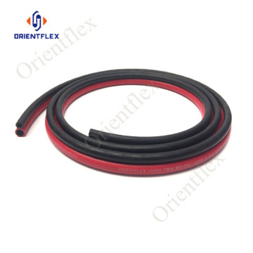 10mm welding twin torch rubber hose 300psi