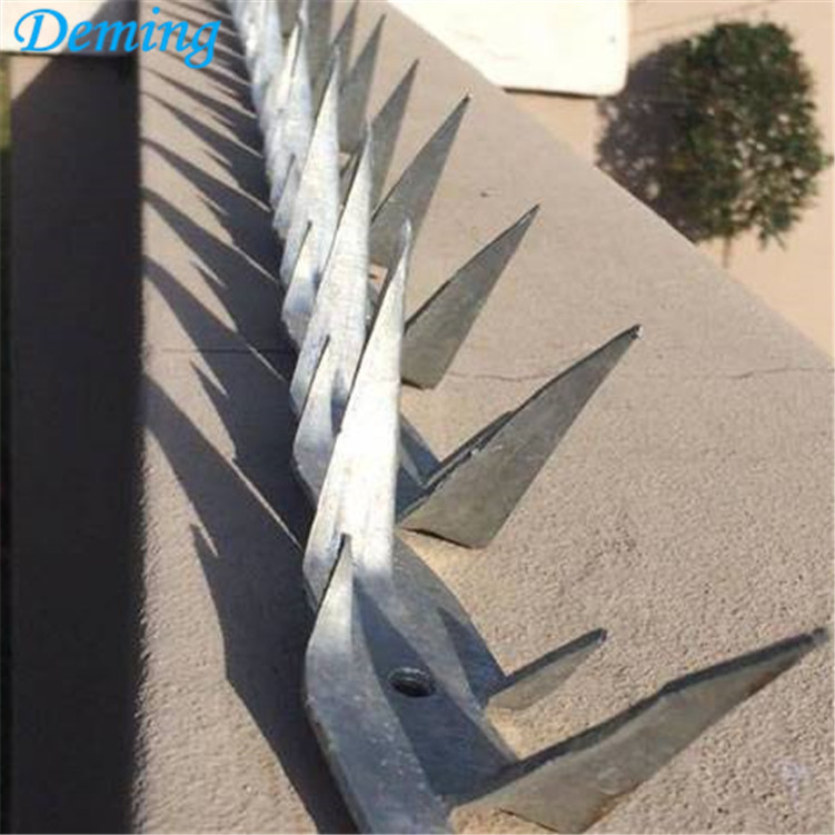 Anti-Climb High Security Sharp Razor Wall Spike