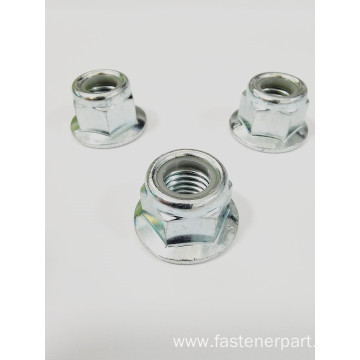 Car Wheel Flange Locking Nuts For Rims