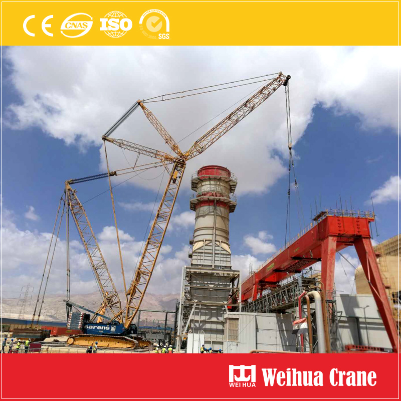 power-plant-gantry-crane-installation