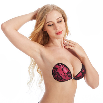 Silicone Invisible Strapless lace bras