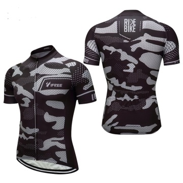 Men's Moisture Wicking Short Sleeve