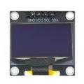 "Original 0.96"" OLED SPI/IIC I2C white/blue/yellow blue 0.96 inch OLED module 128X64 OLED LCD LED Display Module For ARDUINO"