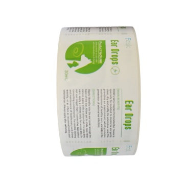 High Quality Adhesive Label Printing With Cheap Price