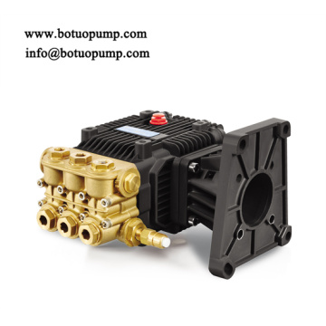 India high pressure water jetting plunger pump