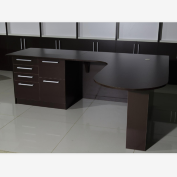 Dental lab bench for office