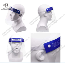 Safety mask reusable to protect eyes
