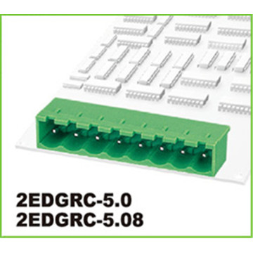 PCB Pluggable Terminal Block 7.5mm With 90 Degree