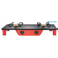 Prestige Breeze Gas Table 2 Quemadores