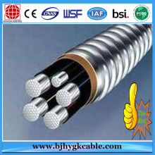 5*10mm2 Aluminium conductor XLPE Insulated power cable