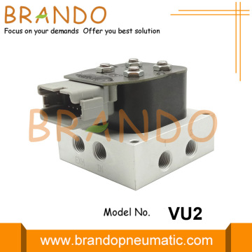 VU2 Accuair Type Air Suspension Solenoid Valve Block