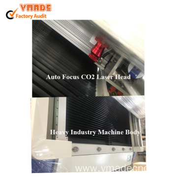 Acrylic Wood Fabric for Sale Laser Engraving Machine