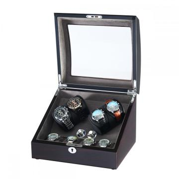 Double Rotation Watch Winder For Display