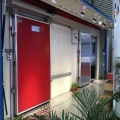 CE approved cold storage high speed door