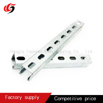 Stents fotovoltaicos Strut steel C Channel