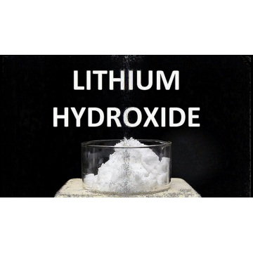 lithium hydroxide reacts with nitric acid