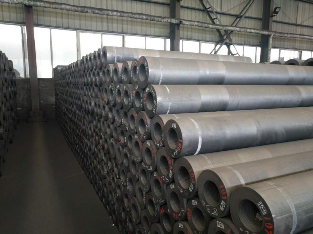 UHP 600 650 Length 2400mm 2700mm Carbon Electrode