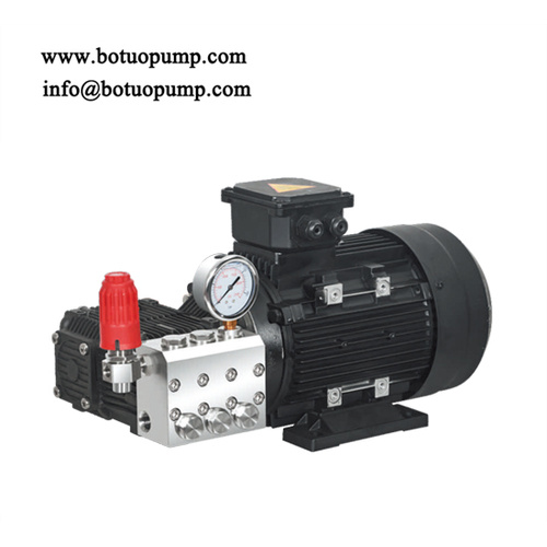 anti corrosion steel made plunger pumps