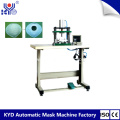 N95 Masks Breather Holes Punching Machine