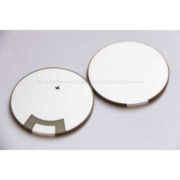 Piezoceramic Disc for Ultrasonic Skin Shovel OD33x1MHz