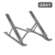 Siver Black Gray Optional Adjustable Protable Laptop Stand