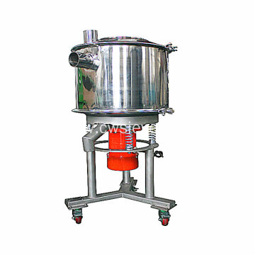 High frequency vibrating sifter for cobalt oxide