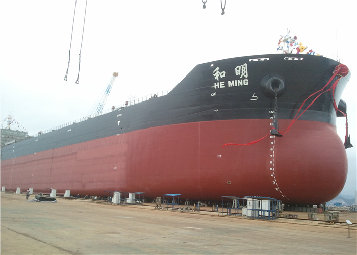 Ship Launching Pneumatic Air Bags