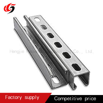Hot deep galvanized strut channel 41*62mm