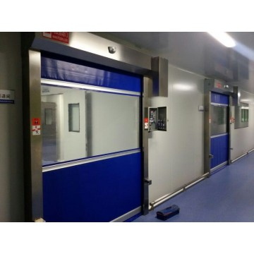 PVC Remote Control Remote Rolling up Doors