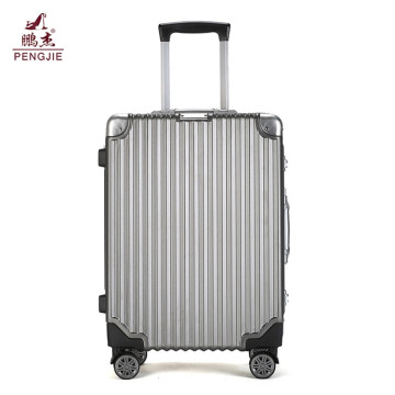 ABS+PC hard traveling luggage airport case