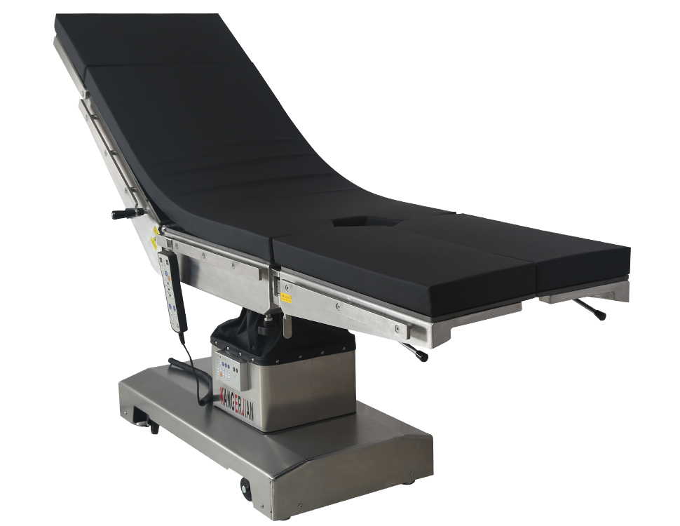 High Grade Hospital Electric Hydraulic Medical Table