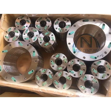 ANSI B16.5 Class 900 RTJ Lap Joint Flanges