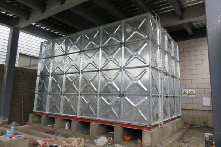 HDG Steel Panel Storage Tank